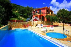 Villa for sale - Katelios Municipality of Ellios Pronnon