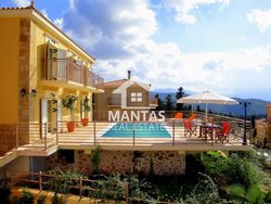 Villa for sale - Tzamarelata Municipality of Erisos