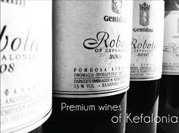 Robola wine